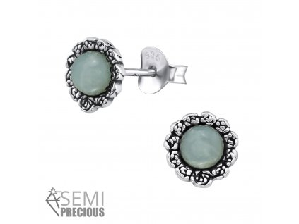 ES JB7413 S OX 30299 Genuine Amazonite