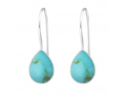 ERN CCTD28 SHELL 28333 Green Turquoise