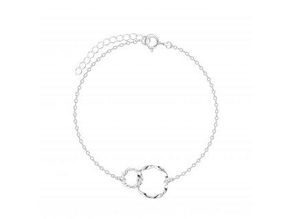 Stříbrný náramek Harmony  Ag 925/1000