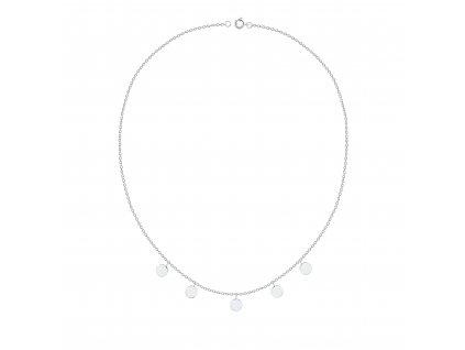 Stříbrný náhrdelník Karen  Ag 925/1000