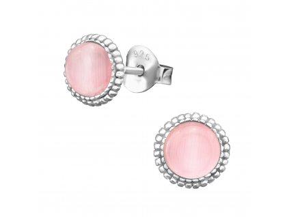 ES JB7332 CE 30283 Light Pink Cat Eye