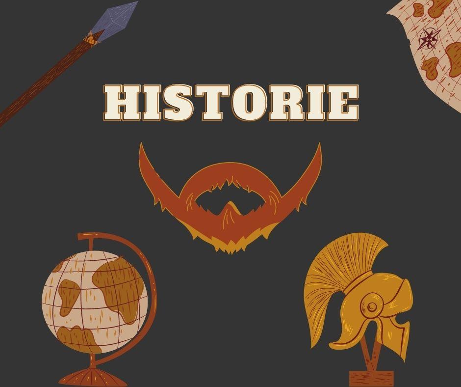 Vousy, jejich historie a nevinný vtipný mýtus na závěr