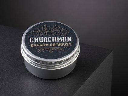 churchman balzám na vousy 50 ml 1