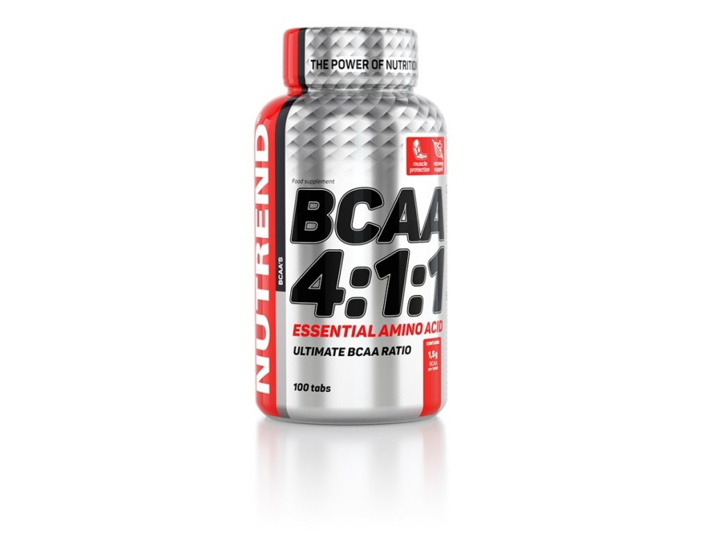 Bcaa 4 1 1 nutrend