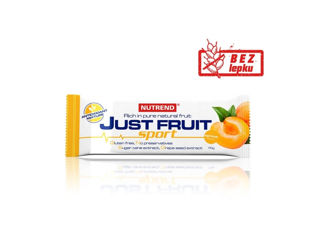 just fruit sport 70 g merunka nutrend