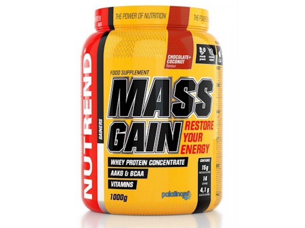 nutrend mass gain 1000 g original
