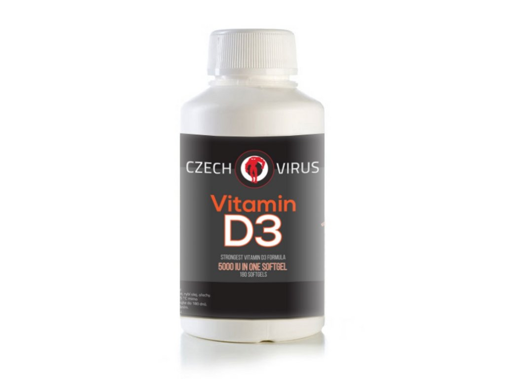 czech virus vitamin D3