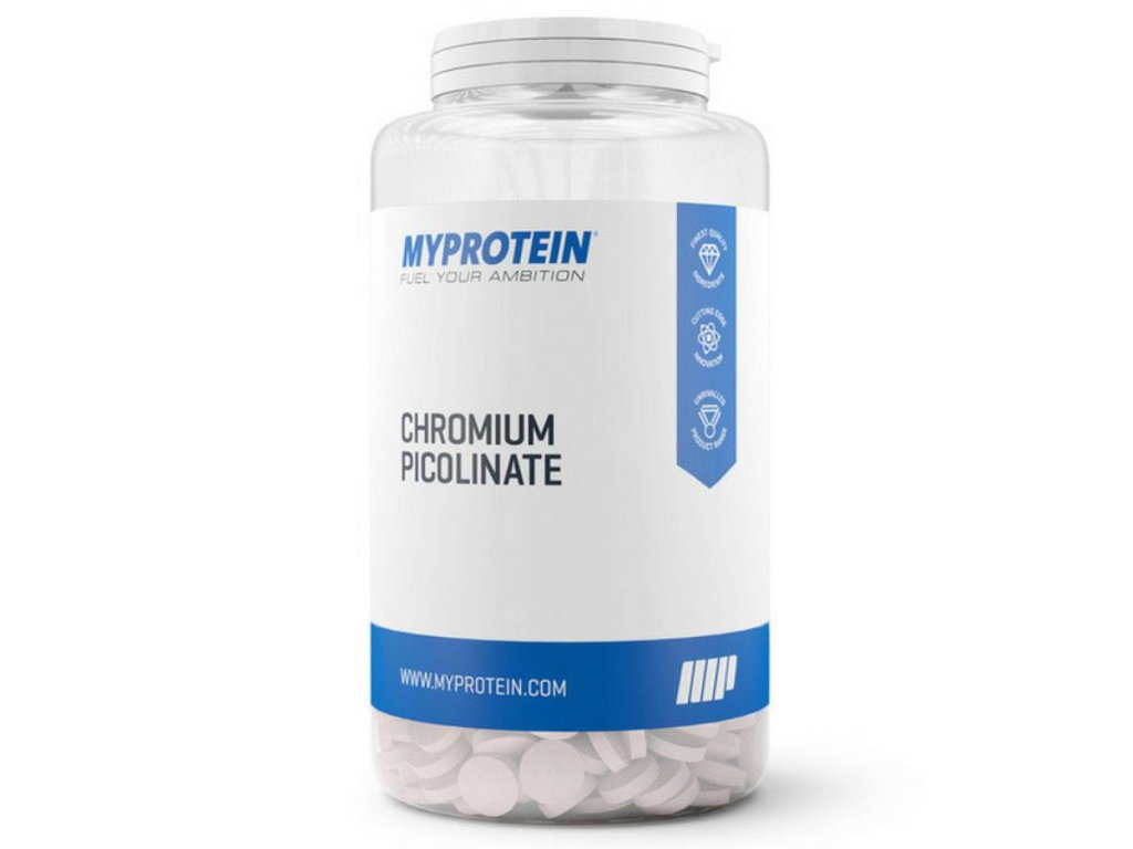 MYPROTEIN CHROMIUM PICOLINATE 180 TABLET