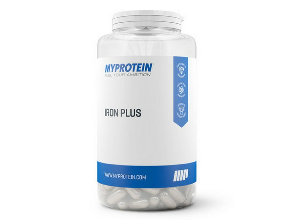 Myprotein iron plus 90 tablet sypacka