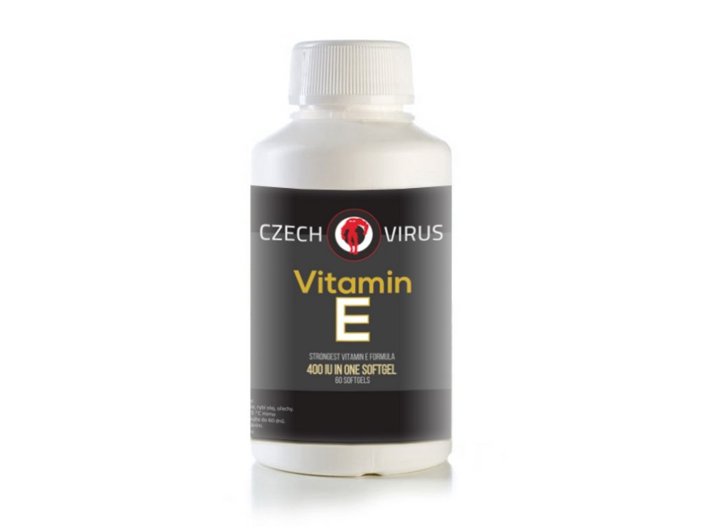 czech virus vitamin e