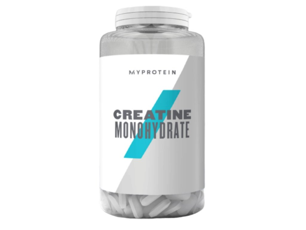Creatine monohydrate 250tablet sypacka