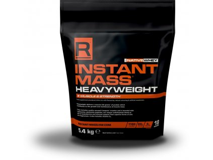 instant mass heavyweight reflex nutrition