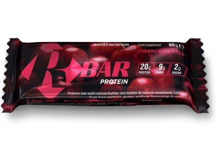 r bar protein cherry reflex nutrition