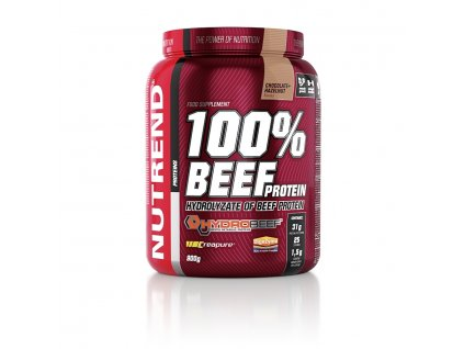 100 beef protein nutrend
