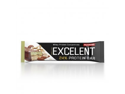 excelent protein bar double 85g nutrend