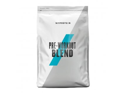 Myprotein pre workout blend sypacka