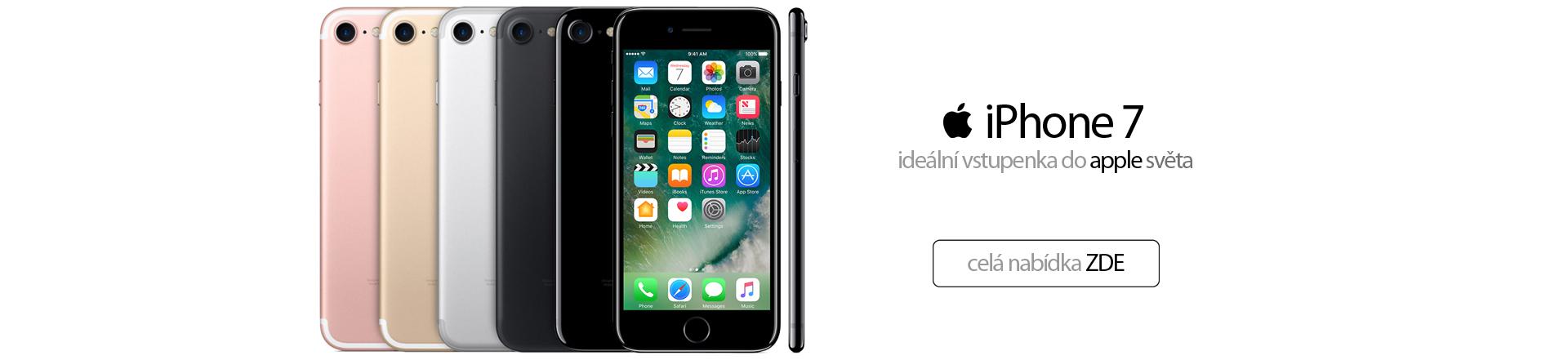 iPhone7, Vaše vstupenka do apple světa