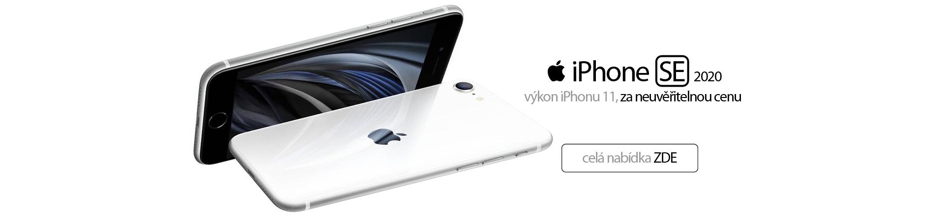 iPhone SE 2020, výkon iPhonu 11, za neuvěřitelnou cenu.