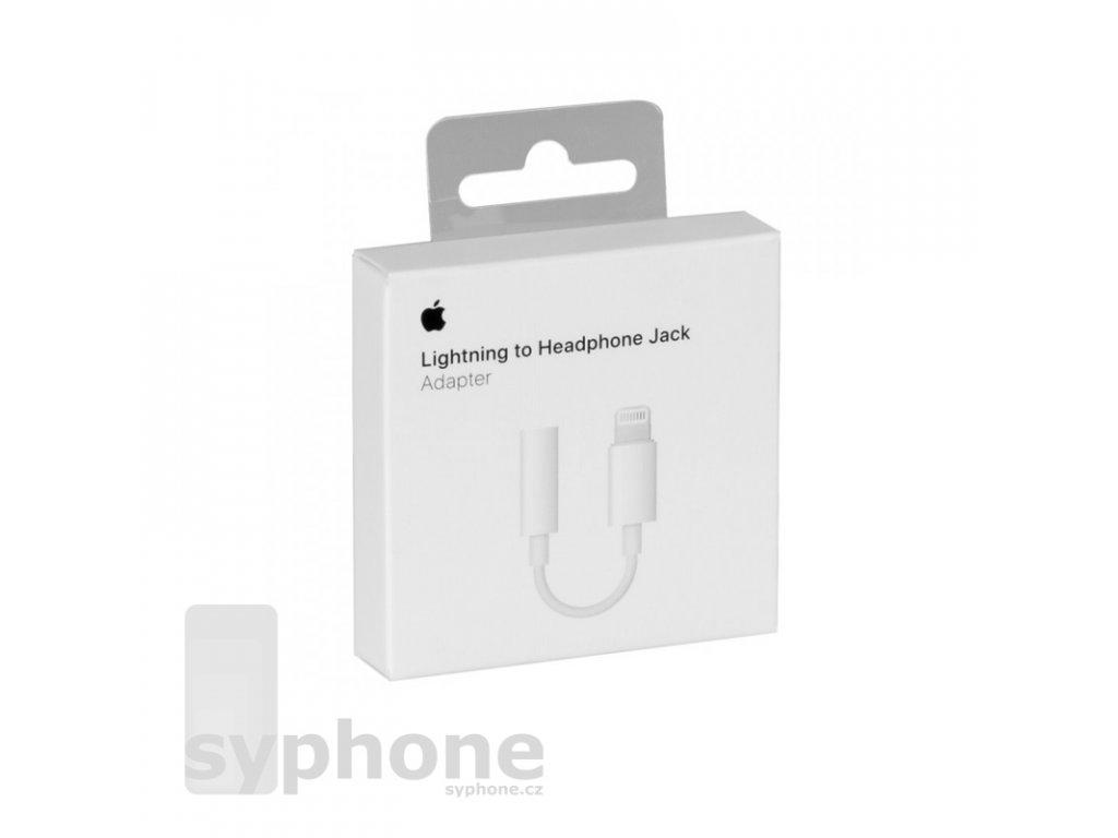 adapter lightning jack apple