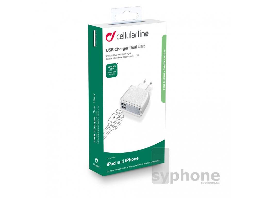 cellularline Dual 15W 2xusb titulka