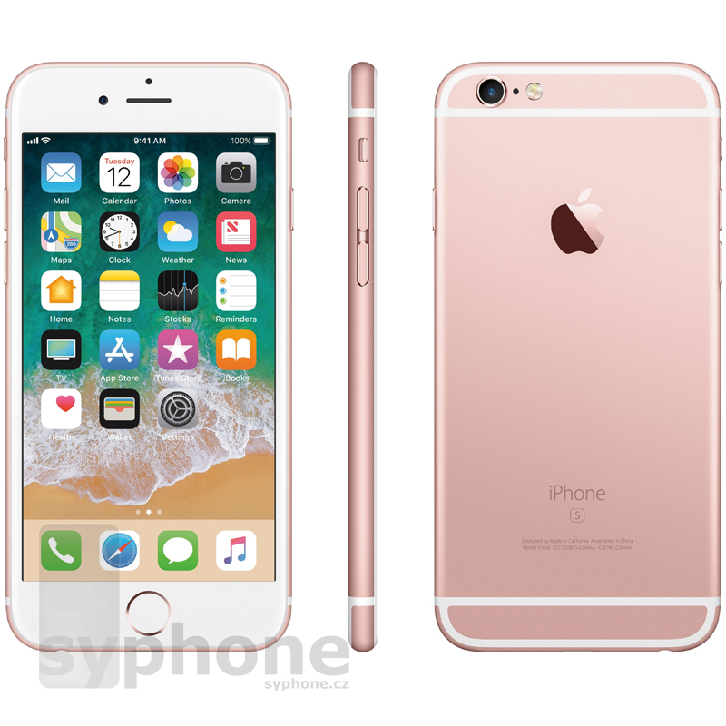 Apple iPhone 6S+ 64GB Pink