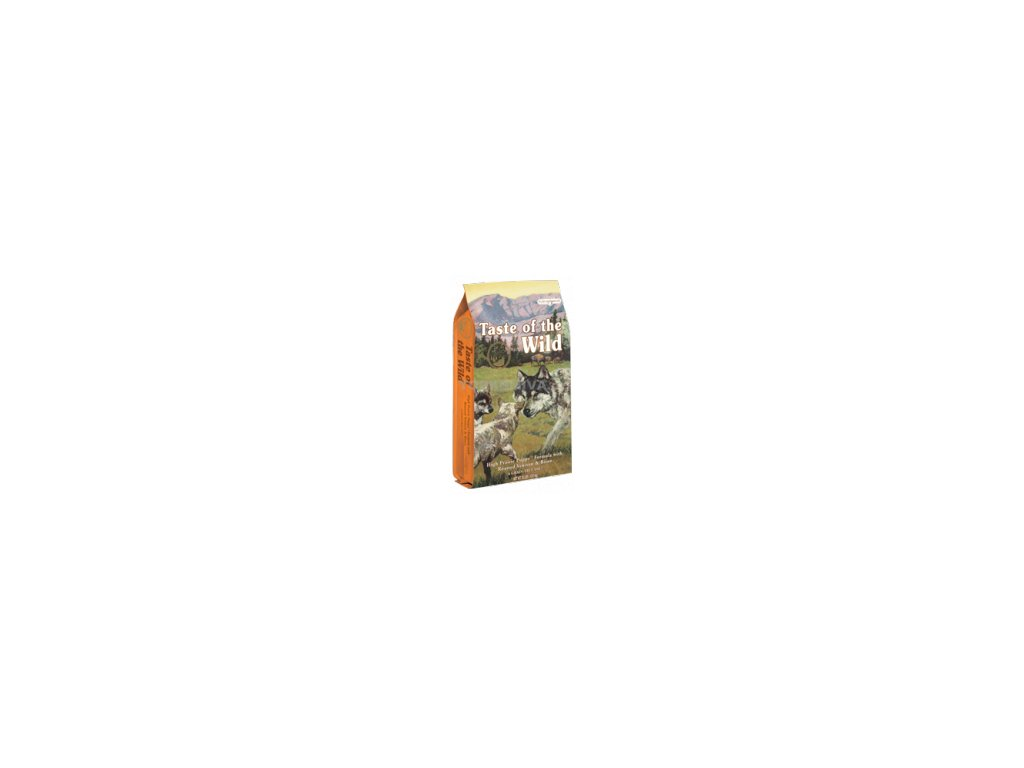 Taste of The Wild High Prairie Puppy 2x12,2kg+Doprava zdarma