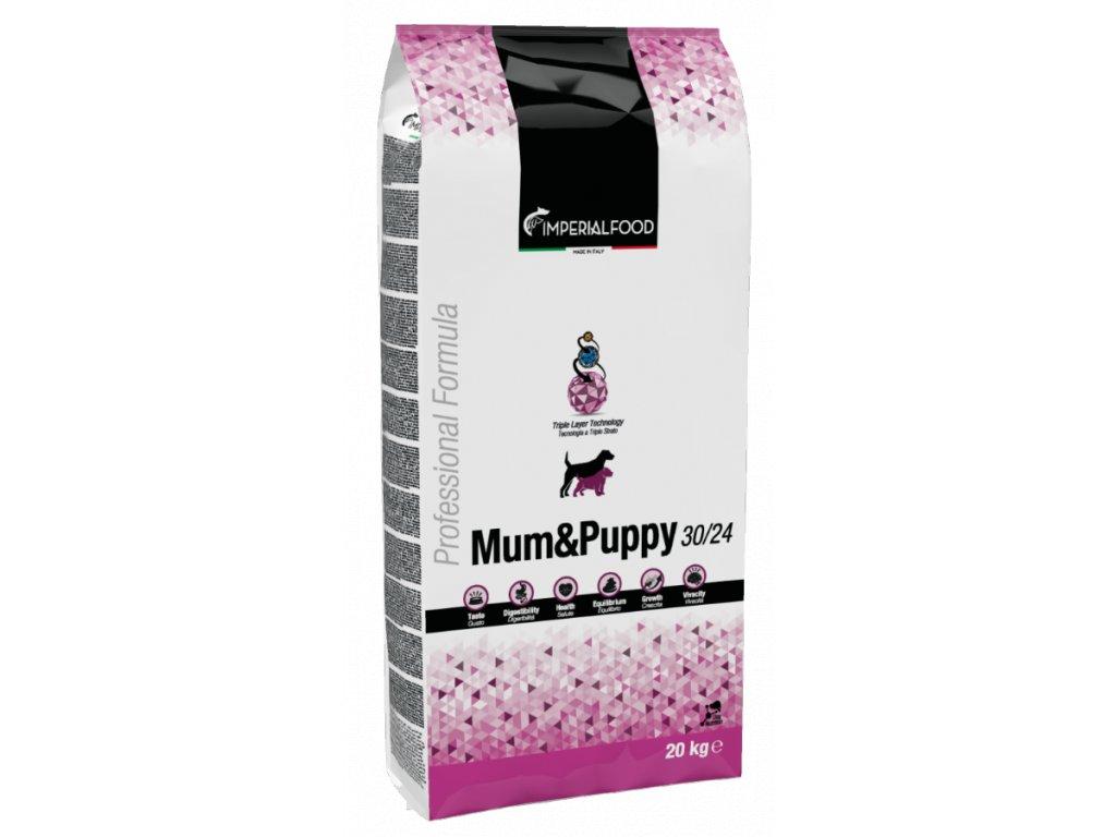 1602986 imperial food Mum Puppy