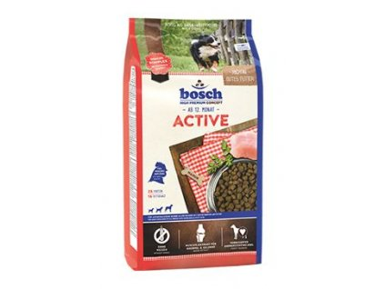Bosch Dog Active 15kg