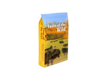 Taste of The Wild High Prairie 12,2kg+Doprava zdarma+Kupón