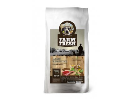 Farm Fresh Puppy Sensitive Lamb & Rice 2 kg