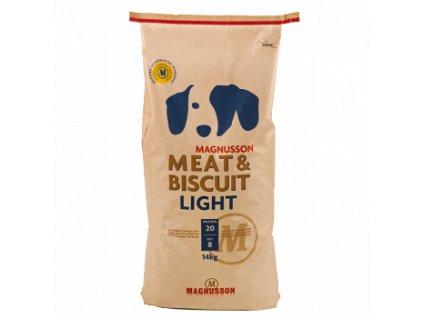 Magnusson Meat Biscuit LIGHT 14kg+Doprava zdarma+Kupón