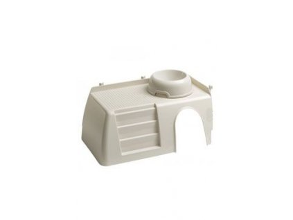 Domek+miska pro klec Cavie 100, Rabbit 140,PUB 3252