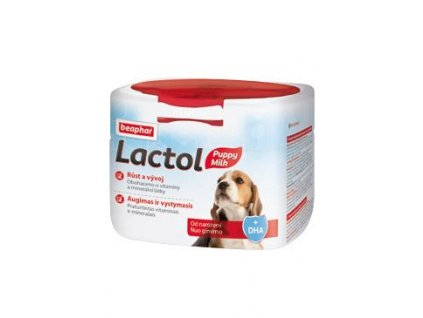 Beaphar mléko sušené Lactol Puppy 250g