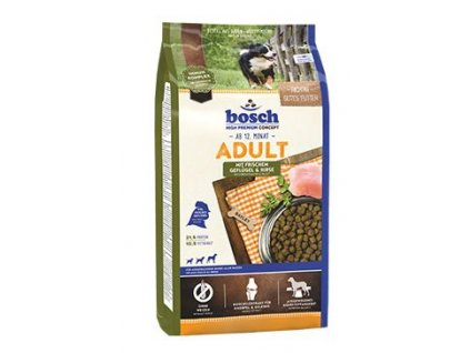 Bosch Dog Adult Drůbeží&Proso 3kg