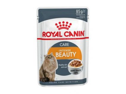 Royal Canin Feline Intense Beauty kapsa, šťáva 85g