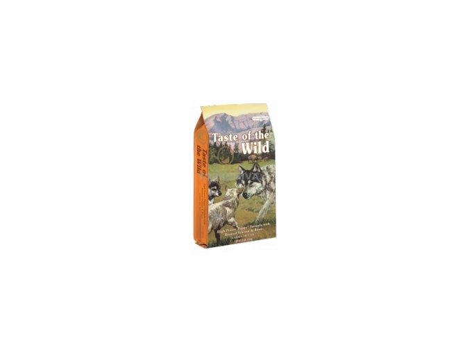 Taste of The Wild High Prairie Puppy 12,2kg+Doprava zdarma+Kupón