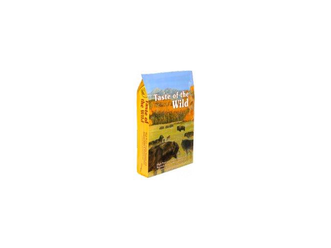 Taste of The Wild High Prairie 2x12,2kg+Doprava zdarma