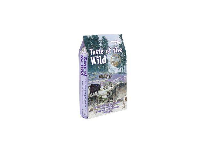 Taste of The Wild Sierra Mountain 2x12,2kg+Doprava zdarma