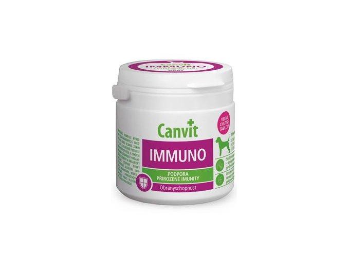 Canvit Immuno pro psy ochucené 100g