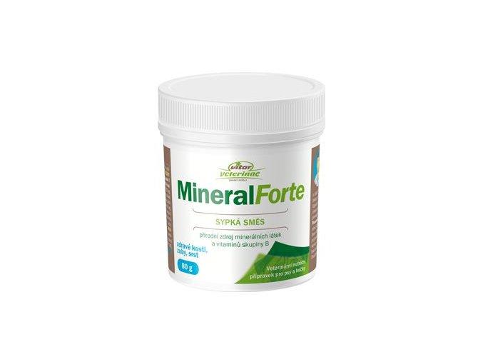 VITAR Veterinae Mineral Forte 80g