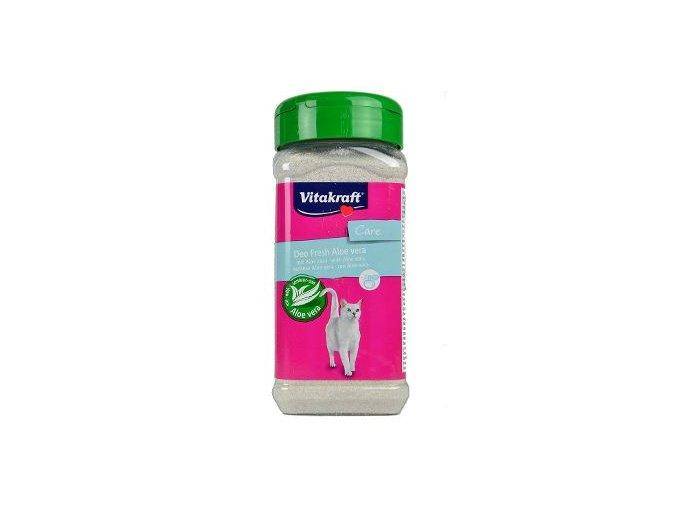 Vitakraft Cat For you Deo Fresh Aloe Vera grn. 720g