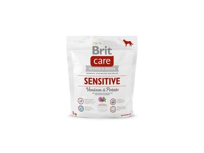 Brit Care Dog Sensitive Venison & Potato 1kg