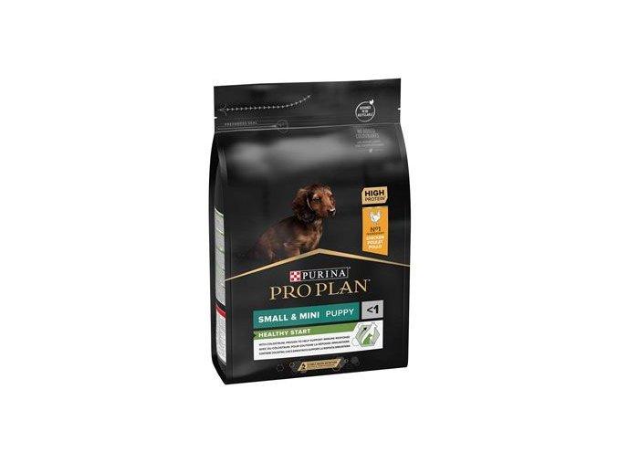 ProPlan Dog Puppy Sm&Mini Optistart 3kg