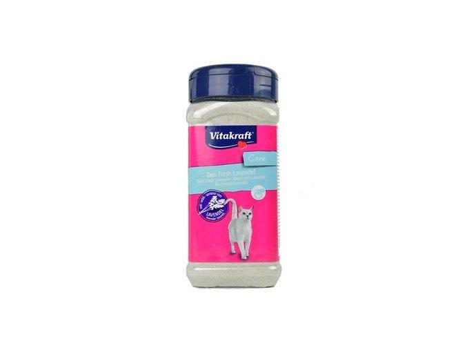 Vitakraft Cat For you Deo Fresh Levandule grn. 720g