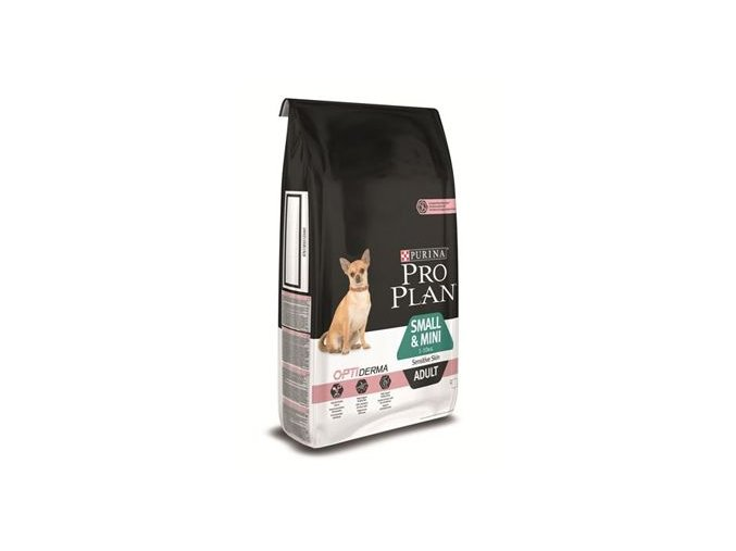 ProPlan Dog Adult Sm&Mini Optiderma salmon 700g