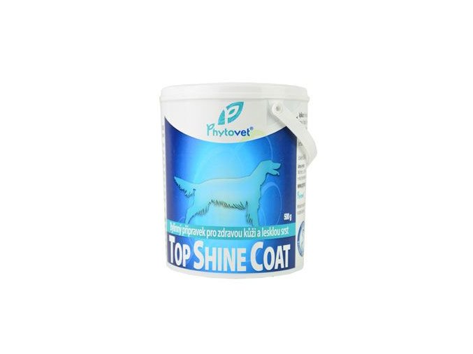 Phytovet Dog Top shine coat 500g