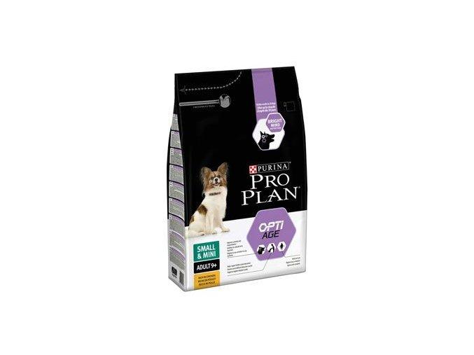 ProPlan Dog Adult 9+ Optiage Sm&Mini 7kg