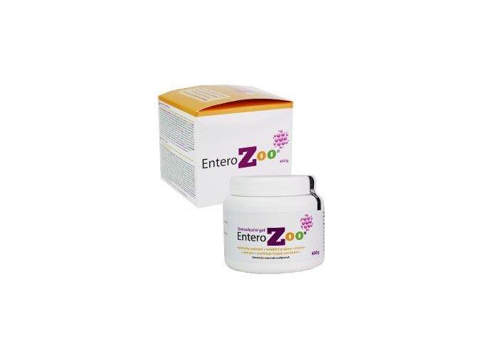 Entero ZOO detoxikační gel 450g