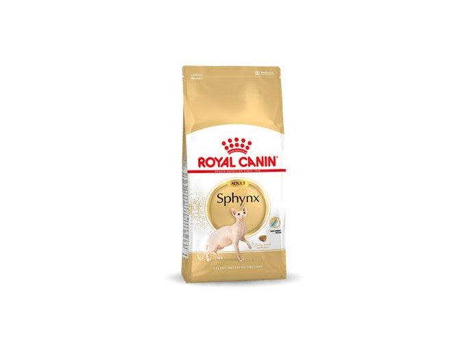 Royal Canin Breed Feline Sphynx 400g