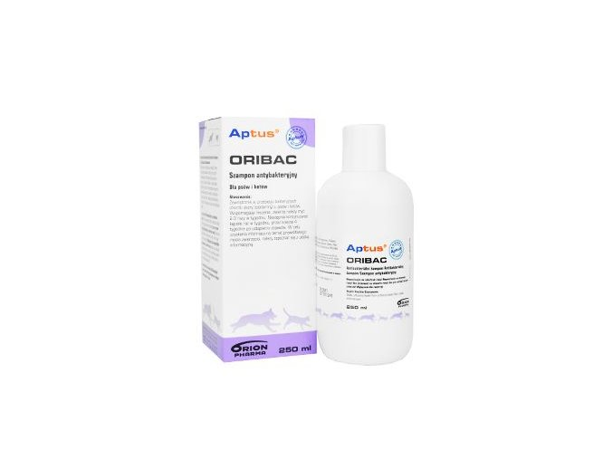 Aptus Oribac Shampoo VET 250ml